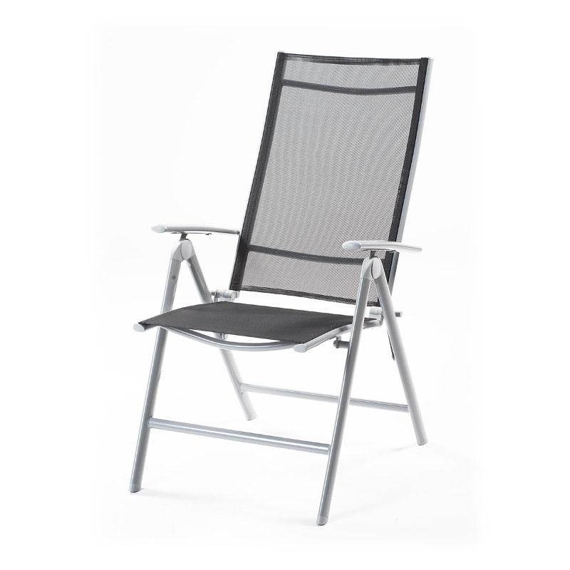 Kovová zahradní židle