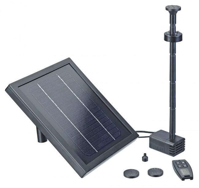 Jezírkové solární čerpadlo