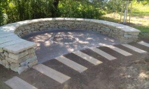 Ferdinandovy Zahrady - Venkovská zahrada - zahradní cesty
