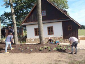 Ferdinandovy Zahrady - Venkovská zahrada
